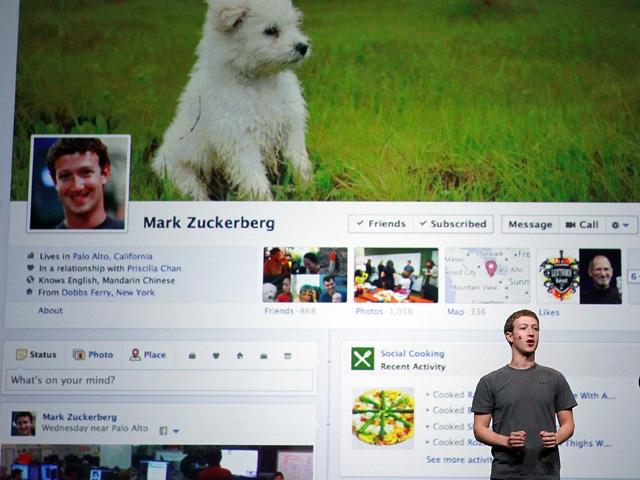 Mark Zuckerberg e sua segurança além do virtual