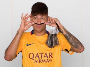 Neymar recebe homenagem do museu Madame Tussauds nos EUA