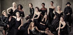 "Annie Leibovitz convoca tropa estelar do cinema para ""Vanity Fair"""