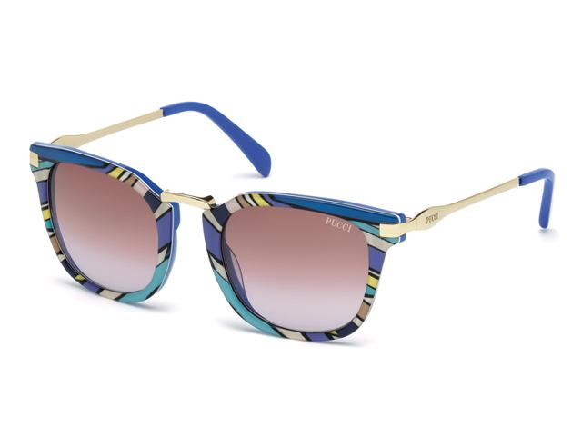 51834e5b6f86b Novos modelos de óculos de sol aterrissam na Emilio Pucci do Cidade ...