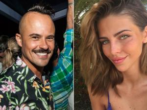 Paulinho Vilhena está de namorada nova. Quem?