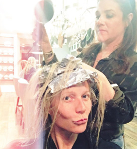 Gwyneth Paltrow mostra desapego com a beleza, já sua filha Apple…