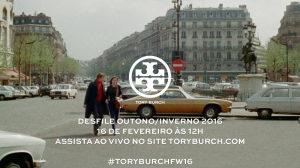 Confira a transmissão ao vivo do desfile de Tory Burch