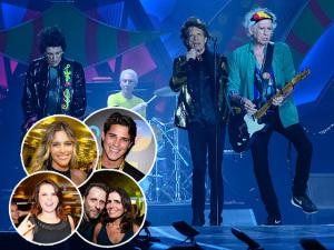 Dos Stones ao aniversário de Justin Bieber, o top 5 do fim de semana