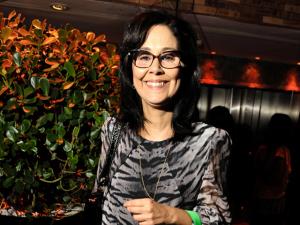 """O figurino de Fernanda Lima com """"muito amor"""" por Claudia Kopke"""