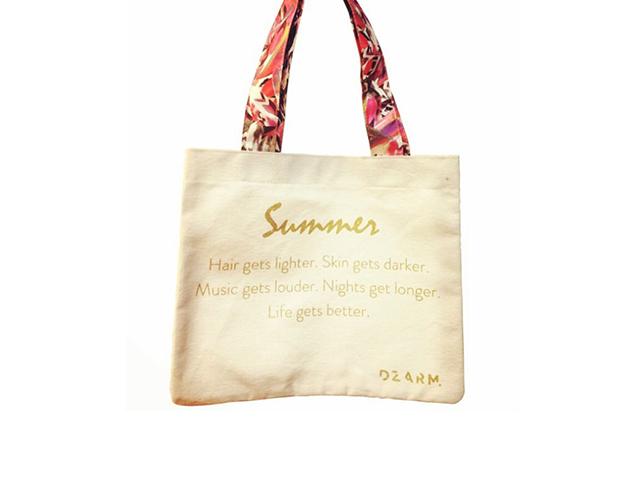 Bolsa DZARM.: Summer