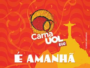 Ludmilla, Melanina Carioca e Thiago Martins no CarnaUOL