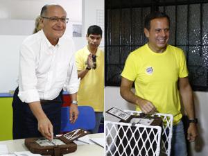 Passaram por cima de Alckmin em prévia e ele regiu, explicam aliados