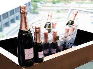 Chandon brinda novo lançamento da Avon em bate-papo com Honorine Blanc
