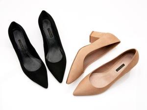 Barbara Casasola elege sapatos nacionais para desfile em Londres
