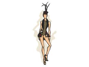 Extra! O look abre-alas de Claudia Leitte para o Carnaval de Salvador