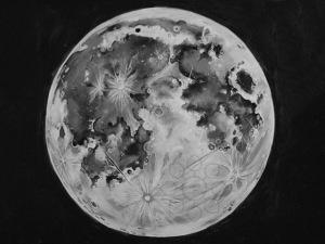 """NASA lança primeira """"galeria de arte"""" que vai viajar pelo espaço"""