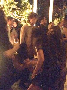 Exclusivo: um papo com Mick Jagger em festa na casa dos Monteiro de Carvalho