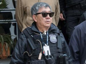 Sósia do japonês da Polícia Federal está espalhando o terror em SP