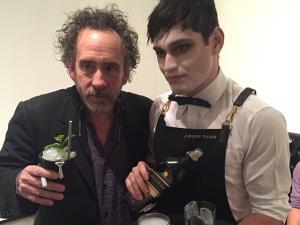 Glamurama entrega os drinks criados para a abertura da expo de Tim Burton