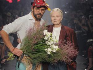 Vivienne Westwood nomeia marido à frente da linha premium de sua marca