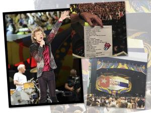 Fanatismo e emoção no show histórico dos Stones em Cuba