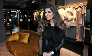 Andrea Bogosian inaugurou sua flagship em SP e Glamurama estava lá