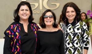 Abertura da GIG Couture no Shopping Iguatemi