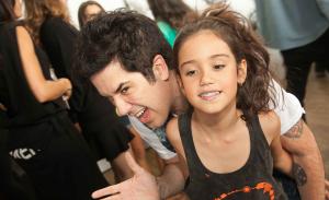 De Marco Luque a Ganso: Fashion Weekend Kids encerra desfiles com famosos