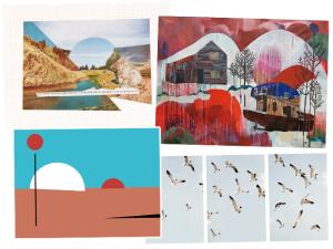Artistas acham no on-line oportunidade fora das galerias