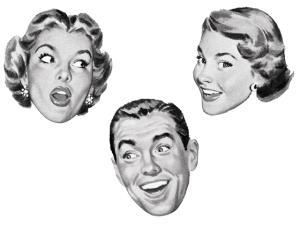 Um manual de conduta e etiqueta para garantir o sucesso do ménage à trois