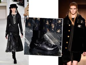 O grunge voltou! O estilo foi destaque na semana de moda de Paris