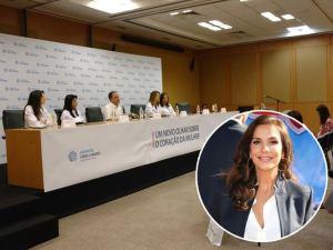 Com Ivete, Sírio-Libanês lança projeto para cuidar do coração das mulheres