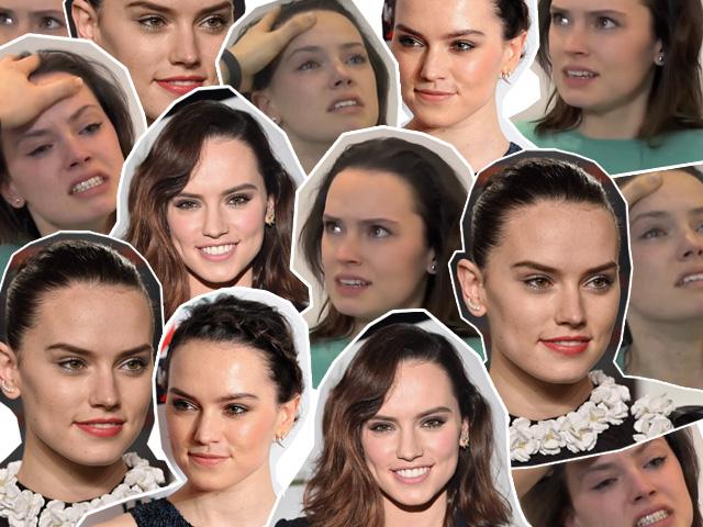 Daisy Ridley: born to be a star!