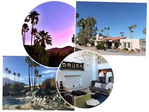 Um giro por Palm Springs: destino de ricos e famosos na Califórnia