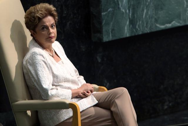 Dilma Rousseff: decepção