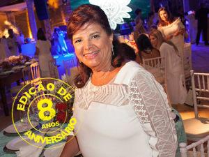 Luiza Helena Trajano e sua homenagem aos 8 anos da PODER