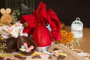 Lilóri tem ovos de Páscoa sem glúten, lácteos ou conservantes