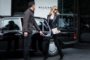 Rosie Huntington-Whiteley é a nova embaixadora da Bulgari