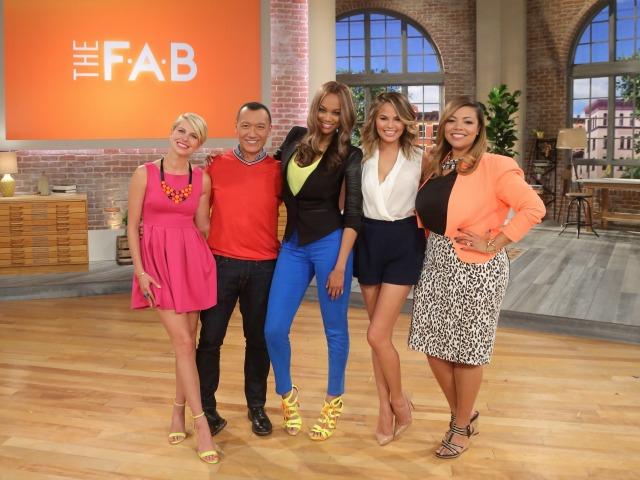 Tyra Banks será a estrela do talk-show