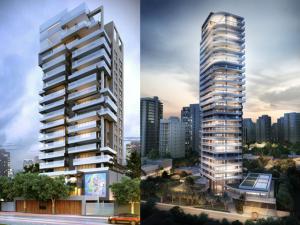 Itaim ganha empreendimentos de alto padrão com arquitetura de vanguarda