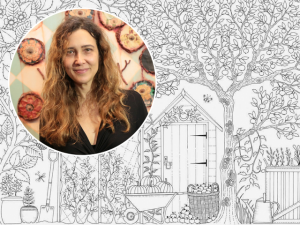 Adriana Varejão vai fazer livro de colorir, mas com um toque deluxe