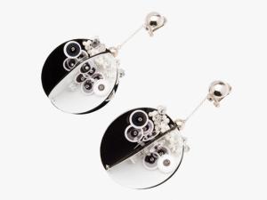 Desejo do Dia: o par de brincos cheio de movimento e bossa da Prada