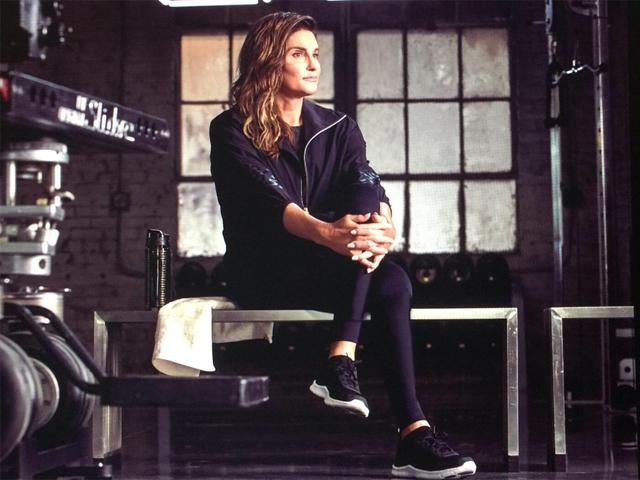 Caitlyn Jenner na nova campanha da H&M Sports