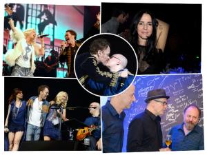 O que aconteceu com o rock brasileiro? Estrelas respondem em camarim de megashow