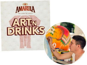 Amarula comemora Elephant Parade com sunset party em SP