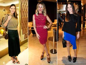 As bem-vestidas que circularam por SP e Rio na semana