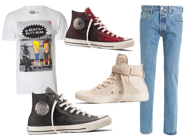 Nova coleção da Converse para completar o look com estilo