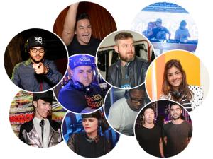 No Dia Mundial do DJ, as músicas preferidas dos nossos mais queridos