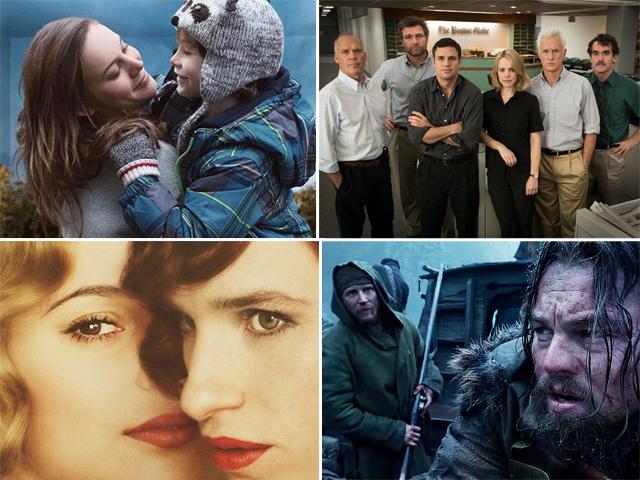 Filmes ganhadores do Oscar no cinema do Cidade Jardim