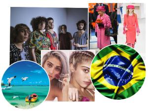 De Madonna a Gisele com bandeira do Brasil: o que bombou no fim de semana