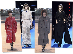 Aqui, os desfiles de Isabel Marant e Elie Saab na semana de moda de Paris