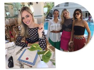 Entre as glamurettes que movimentam moda carioca, conheça Carolina Etz