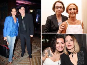 "Fernanda Montenegro e Christiane Torloni marcam presença em ""Orpheus"""