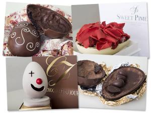 Do sabor ao formato: Glamurama elege os melhores ovos desta Páscoa